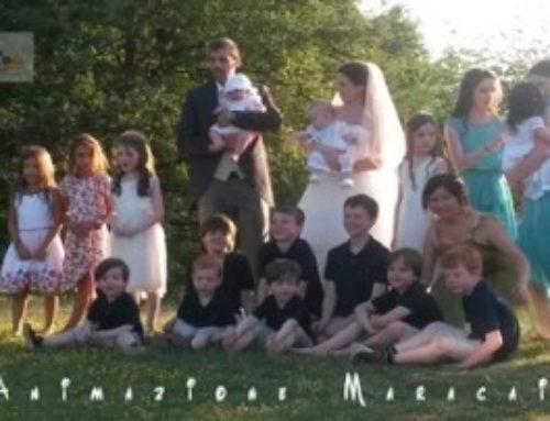 Animazione per bambini matrimoni