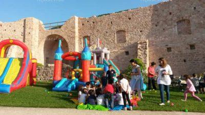 Animatrici per bambini Ancona Macerata gonfiabili Marche noleggio gonfiabili affitto