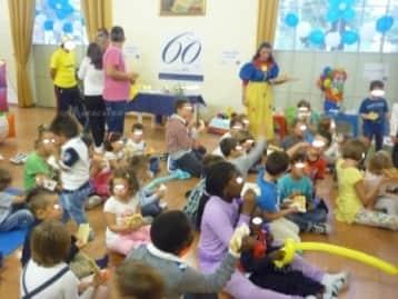 Eventi aziendali organizzazione animazione feste azienda cene aziendali bambini Macerata Ancona Pesaro Ascoli Marche Umbria