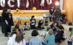 Carnevale Natale Halloween per bambini