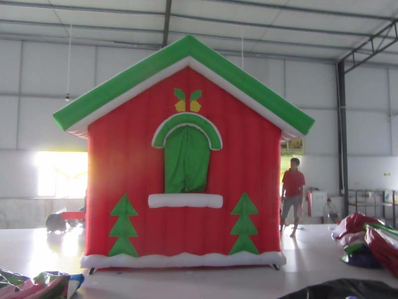 Casa Babbo Natale affitto noleggio eventi feste negozi comuni associazioni feste natalizie gazebo natale (2)